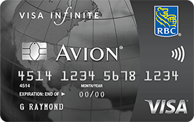 Earn 25,000 Avion Points + No Annual Fee For the First Year