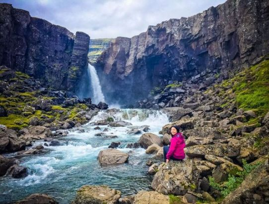 Meetup - How to Travel to Iceland By Patty Ho