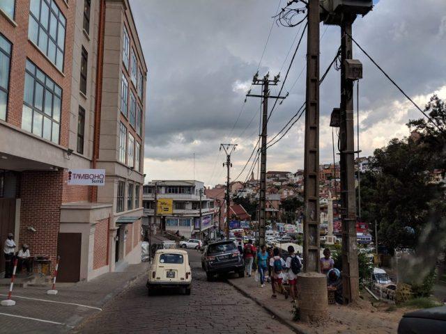 Escape from Madagascar