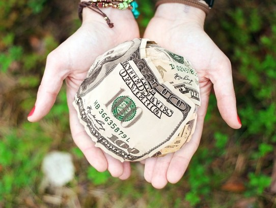 The Starter's Guide To Blog Monetization Part 5: Donations
