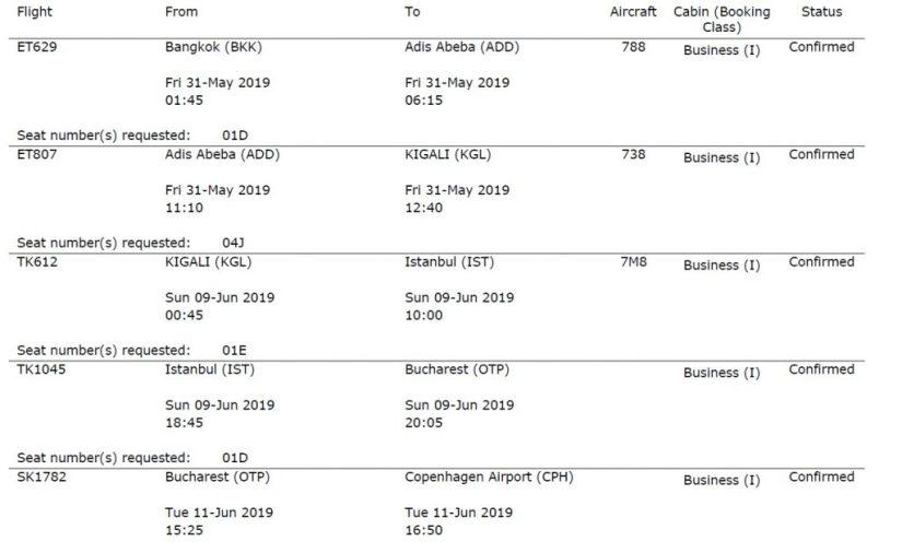 Aeroplan Mini-RTW in Business Class, How I Booked 100% Of My Aeroplan Mini-RTW in Business Class (11 SEGMENTS!)
