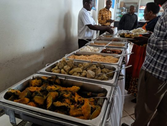 Ugandan Food - The Strange Way Of Ordering Food in Uganda