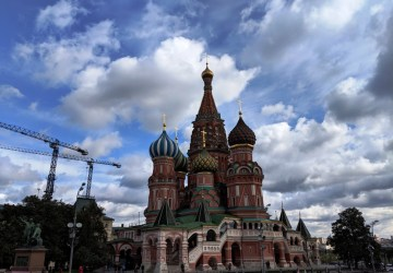 4 Days of Travel To Moscow and Saint Petersburg in Russia
