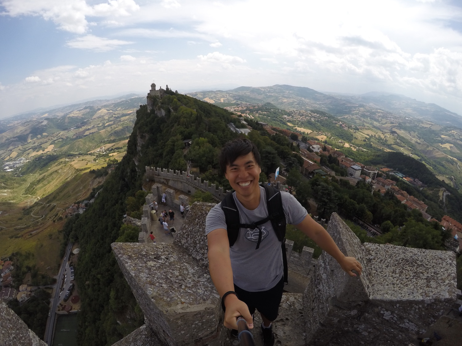 San Marino, San Marino – Country #52 In My Mission to Visit All Countries in the World