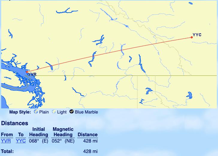 Aeroplan Sweet Spot