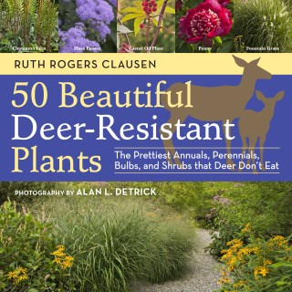 Deer-Resistant Plants with Ruth Rogers Clausen