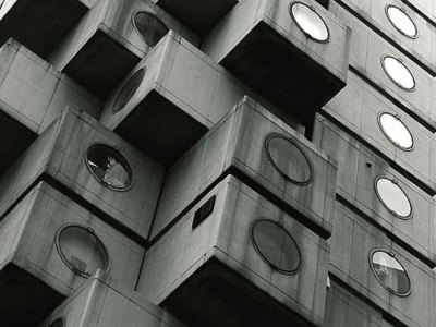 kurokawa's capsule tower demolition