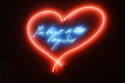 YBA artist when you can be tracey emin