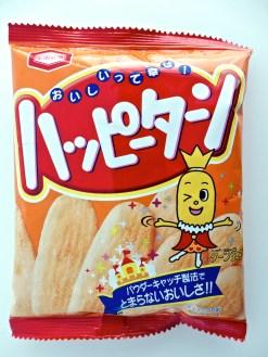 'happy turn' (?) crackers