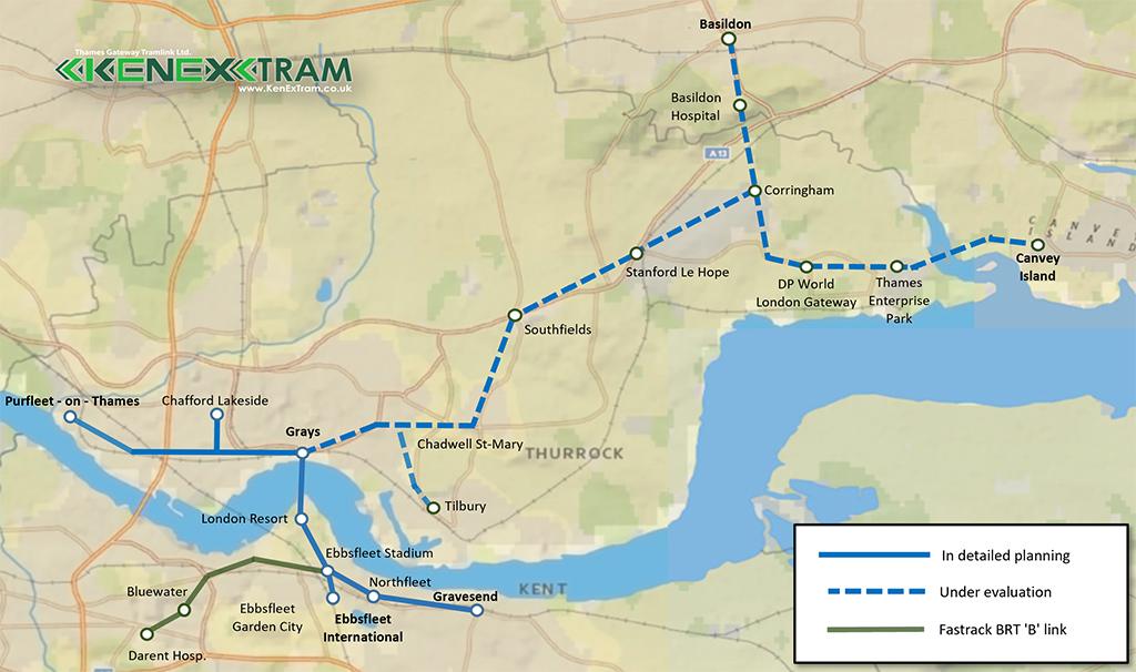 KenEx Tram Aug 2021