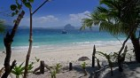 El Nido, Beach on Entalula Island