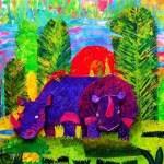 Kenfortes_Rhino 3D Art