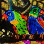 kenfortes art school - oil painting jp nagar art class