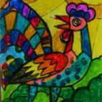 kenfortes art school - sketch pen art jp nagar art class