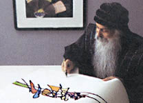osho painting kenfortes art bangalore
