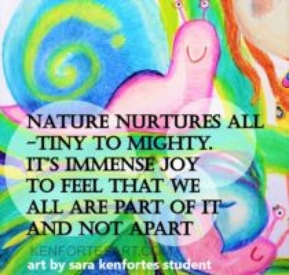 kenfortes quotes art students