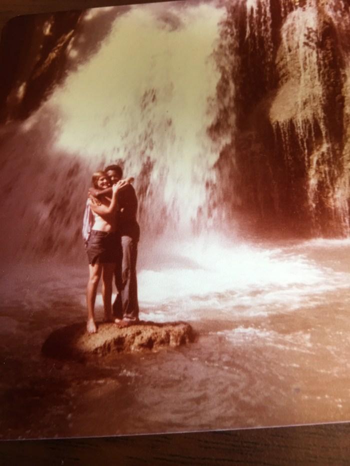 YS Falls with Sue Johnson