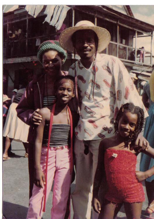 Carnival In Dominica 1983