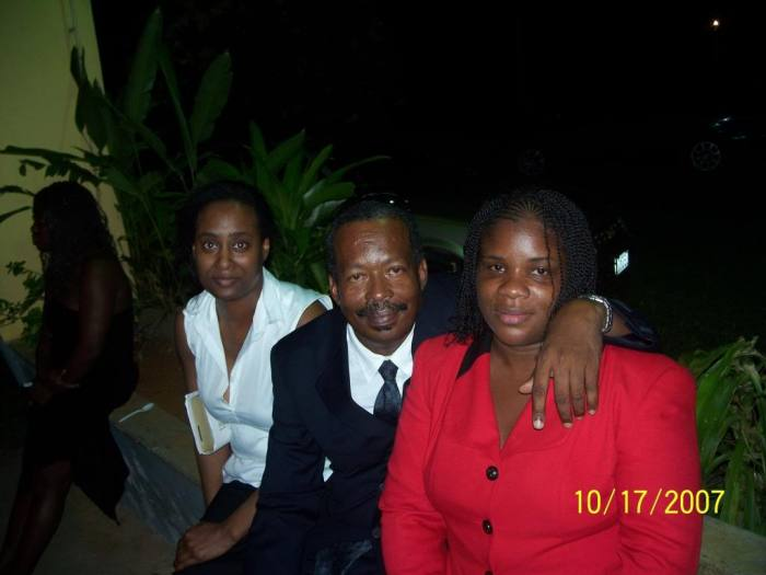 With Wendy and Primrose Jamaica