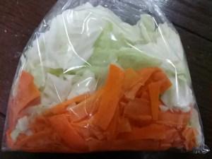 兼業主婦の食材宅配体験談 コープデリ簡単料理キット「ミールキット」カツ煮をお試ししてみたよ!