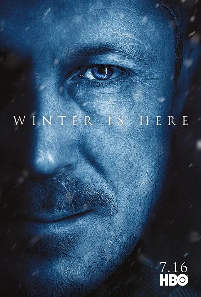 """""""Game of Thrones"""" tung bộ bộ poster mùa đông dự đoán kết cục của các nhân vật - Ảnh 9."""