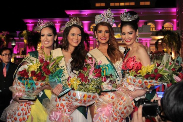 Miss Earth: Candidate distorted, organization pond, scandal - photo 2.