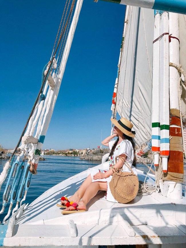 Bộ ảnh du lịch Ai Cập của cô bạn xinh đẹp: Xem xong sẽ thấy rất đáng để ước mơ ghé thăm một lần - Ảnh 23.