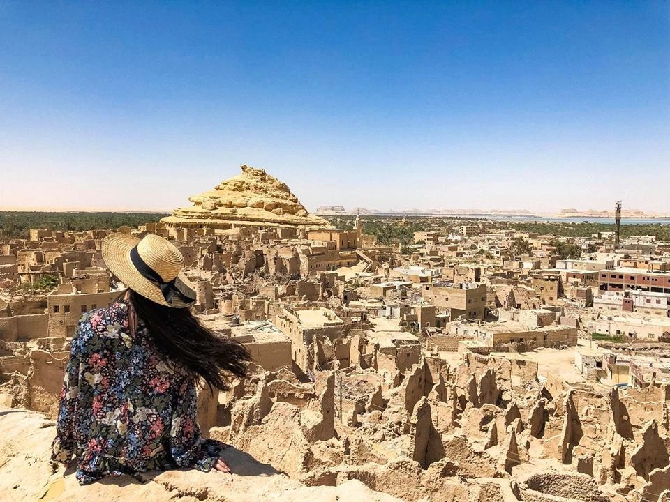 Bộ ảnh du lịch Ai Cập của cô bạn xinh đẹp: Xem xong sẽ thấy rất đáng để ước mơ ghé thăm một lần - Ảnh 25.