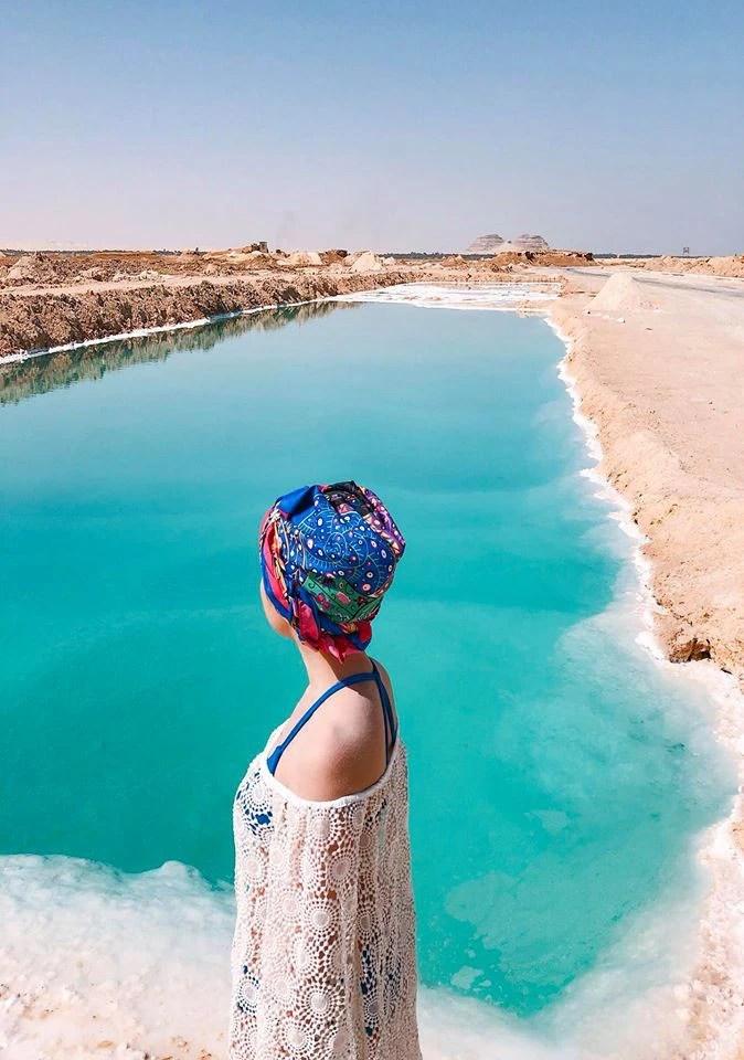 Bộ ảnh du lịch Ai Cập của cô bạn xinh đẹp: Xem xong sẽ thấy rất đáng để ước mơ ghé thăm một lần - Ảnh 31.