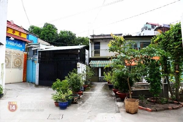 Khám phá những con hẻm độc đáo nhất Sài Gòn 19