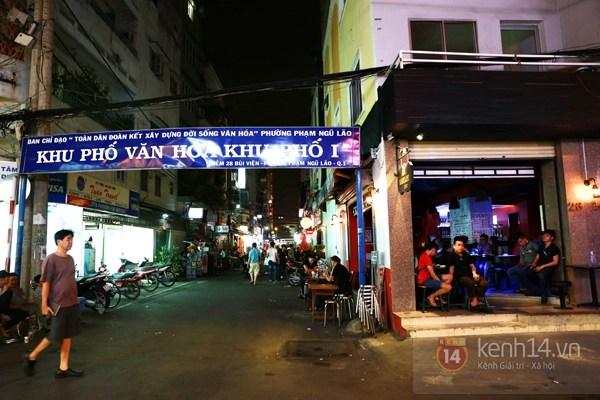Khám phá những con hẻm độc đáo nhất Sài Gòn 31