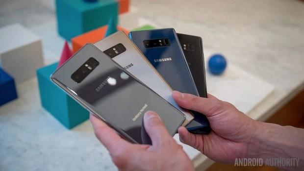 Samsung ra mắt Galaxy Note8: Màn hình vô cực 6,3 inch, camera kép zoom 2x, bút S-Pen nâng cấp mạnh mẽ - Ảnh 12.