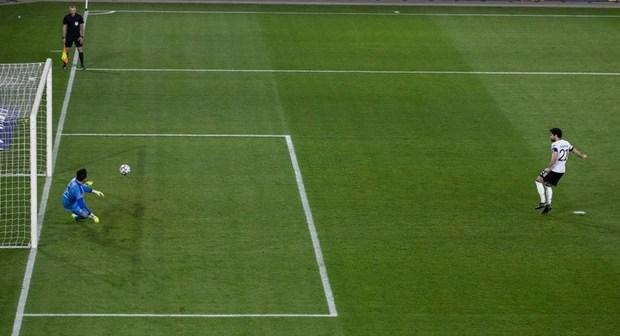 Đức thua sốc tí hon Bắc Macedonia trong trận đấu cuối của HLV Joachim Low ở vòng loại World Cup 2022 - Ảnh 8.