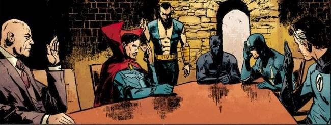 """Hội Iluminati sẽ ra mắt cùng với """"Doctor Strange""""? - ảnh 2"""