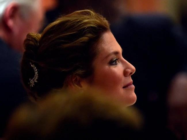 Chân dung người phụ nữ luôn sát cánh bên Thủ tướng Canada, vị chính trị gia quyến rũ nhất hành tinh - Ảnh 2.