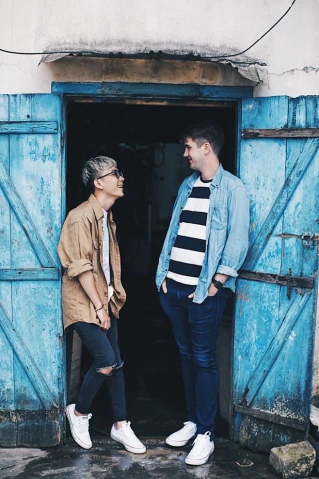 Chuyện tình của anh chàng Việt và bạn trai Mỹ: Yêu nhau 3 năm không một lần cãi vã - Ảnh 5.