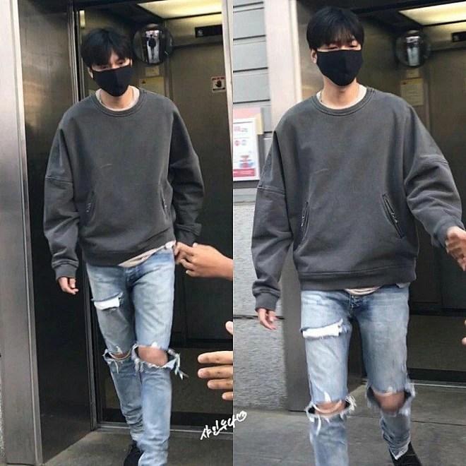Bạn trai quốc dân Lee Min Ho: đi nhập ngũ mà vẫn mặc đẹp muốn xỉu - Ảnh 8.
