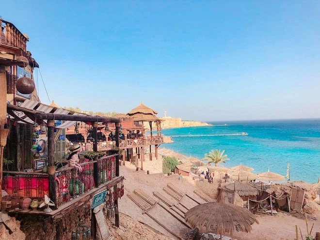 Bộ ảnh du lịch Ai Cập của cô bạn xinh đẹp: Xem xong sẽ thấy rất đáng để ước mơ ghé thăm một lần - Ảnh 9.