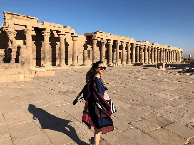 Bộ ảnh du lịch Ai Cập của cô bạn xinh đẹp: Xem xong sẽ thấy rất đáng để ước mơ ghé thăm một lần - Ảnh 6.