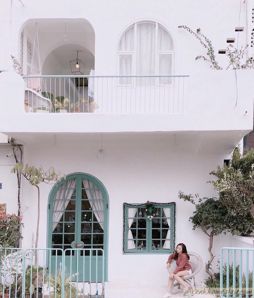 Khám phá Dalat Lacasa Homestay II phong cách Maroc chỉ từ 120k