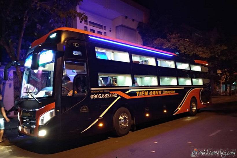 Top nhà xe Sài Gòn Đắk Lắk giường nằm chất lượng cao