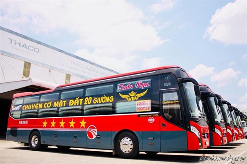 TOP xe limousine Sài Gòn Rạch Giá giường nằm chất lượng cao