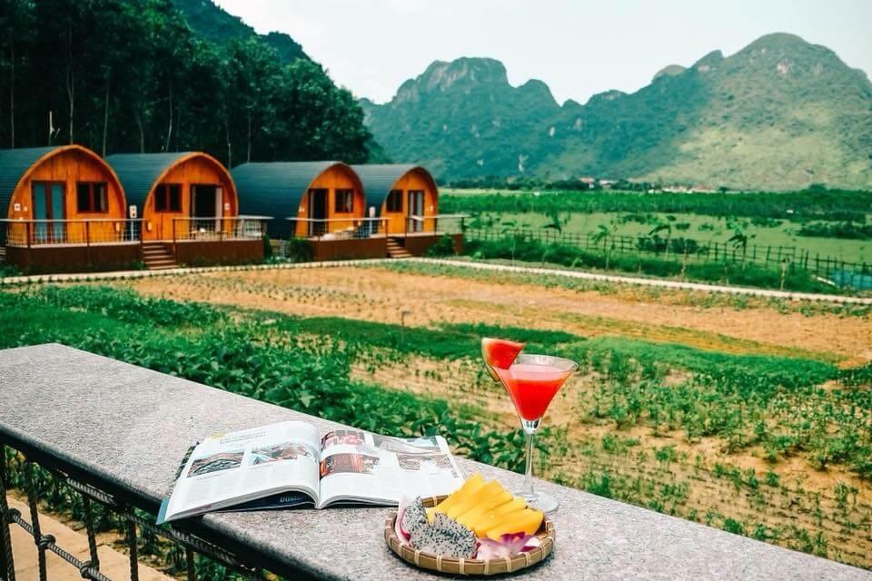 Chày Lập Farmstay & Resort: Thiên đường cổ tích ở Quảng Bình