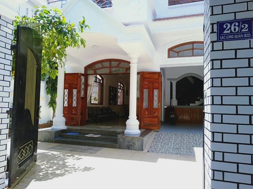 Mời cả nhà check-in villa sang chảnh gần biển Vũng Tàu