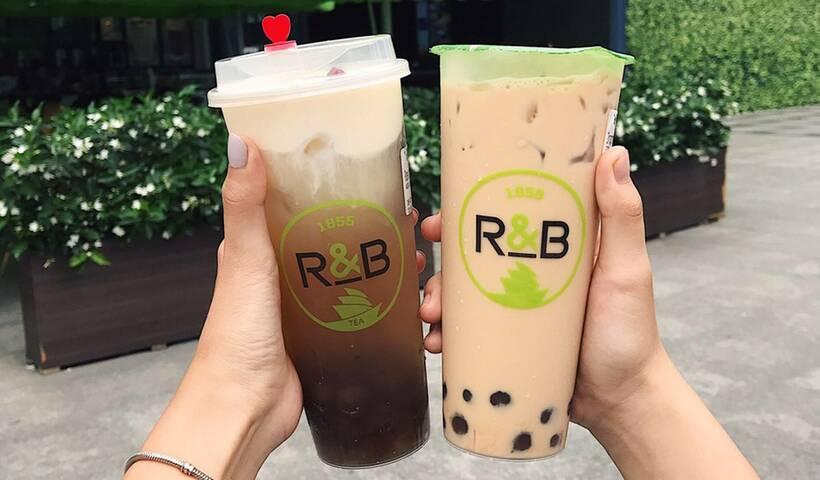 Top 20 thương hiệu trà sữa nổi tiếng Việt Nam khiến giới trẻ đổ đứ đừ