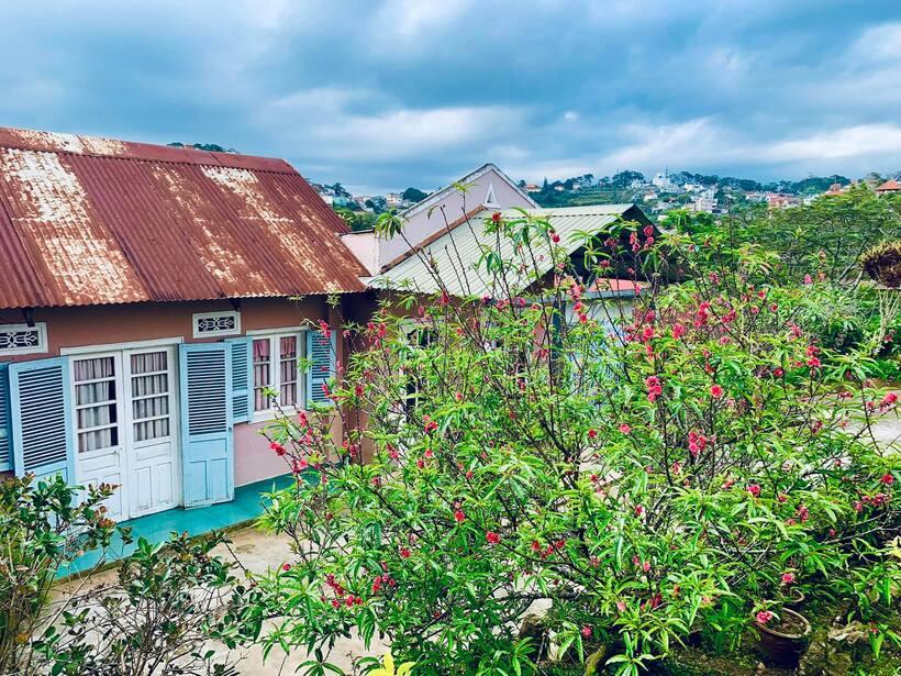 The Sunny Balcony Homestay: Ngôi nhà dành cho những ai thích du lịch bụi