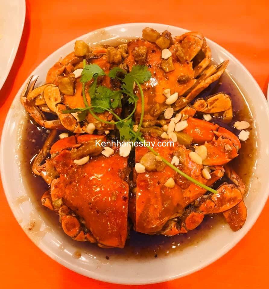 """Tôi đã từng ăn Cua Cà Mau """"ngon nhất"""" ở Sài Gòn"""