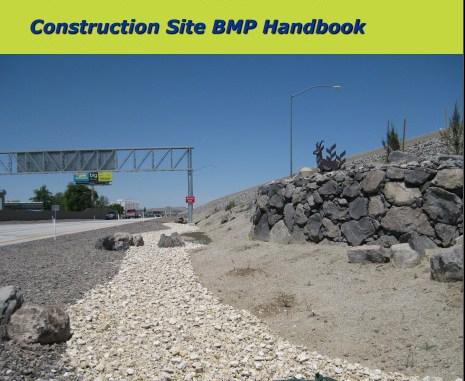 Construction Site Best Management Practices Handbook