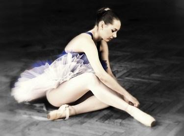 バレエの子供メイクのコツ!舞台にも汗にも強く可愛らしく