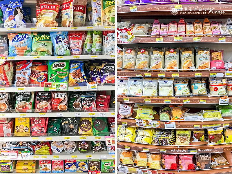 泰國購物 | 7-11便利商店。好逛便宜泰好買!必買好物大推薦。 - 帶著心去旅行